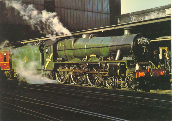 45562 The South Yorkshireman