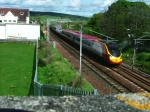 10.10 Pendolino From Waverley at Thankerton