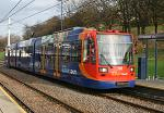 Sheffield Supertram 105