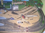 Work begins on the sidings