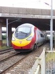 Pendolino at Ray Hall