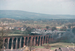 LMS 5407 Whalley Arches Viaduct