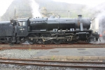 8F at Blaenau July - 2012