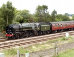 BR Class 7 70013 Oliver Cromwell