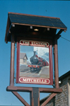 The Station Pub Sign