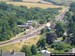 Corfe Castle Station Overview
