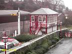 Signal Box at Settle