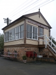 Signal Box at Brampton